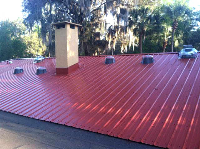 Metal The Ultimate Roof Godwin