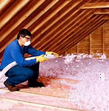 Blow-In Attic Insulation